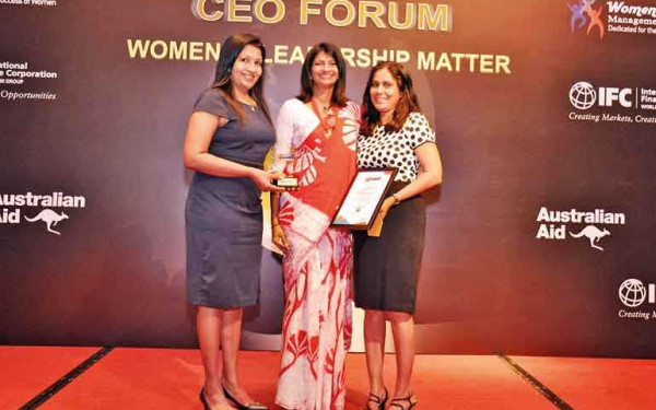 EWIS COLOMBO RANKED ONE OF SRI LANKA'S BEST WORKPLACE FOR WOMEN