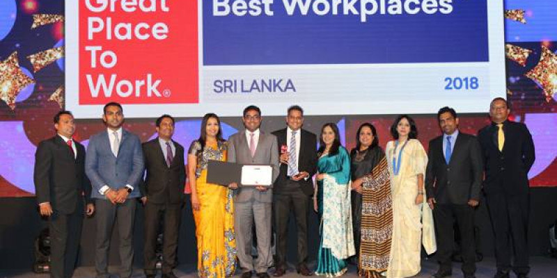 EWIS 'A GREAT PLACE TO WORK' FOR THE FOURTH SUCCESSIVE YEAR